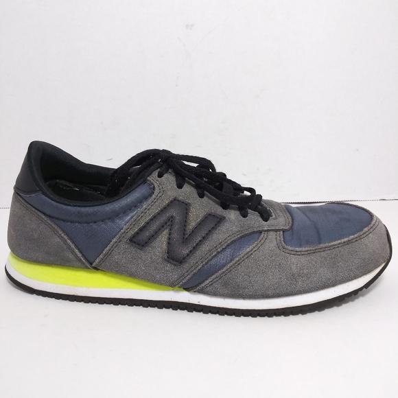 New Balance 420 Women Gray Sneakers Size 8.5